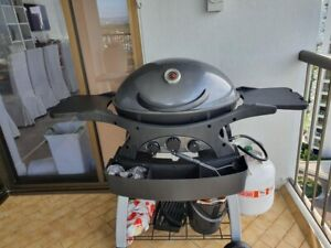 Ziegler & Brown triple grill barbeque