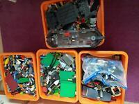 lego bricks and figures