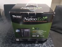 Thecus N4800 Eco 4 bay NAS With multimedia features