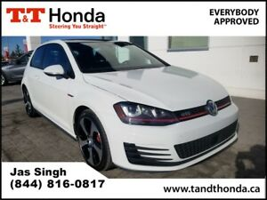2015 Volkswagen GTI Autobahn* No Accidents, One Owner, Rear Came