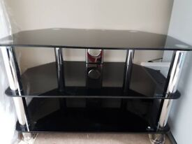 Glass Coffee Table (Great Condition)