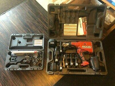 Rigid 27923 Rp 330-b Battery Pressing Tool Propress Snap Press