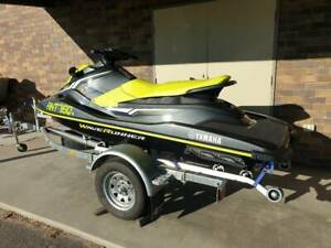 Yamaha EX Sport Wave Runner With Trailer UNWANTED PRIZE Pialba Fraser Coast Preview