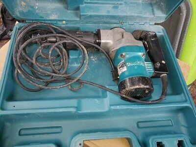 Makita Hm0810b 13 Lb. Demolition Hammer Accepts 34 Hex Bits