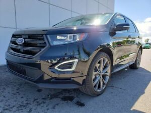 2016 Ford Edge Sport 401A 2.7L V6 AWD with Remtoe Start
