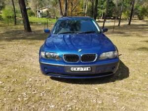 "2003 BMW 320i Sedan CHEAP!! must sell ""Has a blown head gasket"""