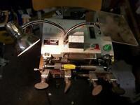 SKS Cyclone 101b Key Cutting Machine
