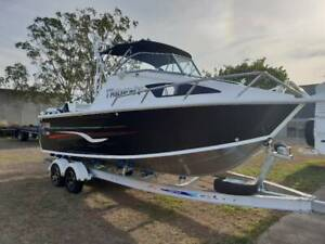 2021 Quintrex 610 Trident Powered by Mercury 135 EFI 4 Stroke Alloy -I Pialba Fraser Coast Preview