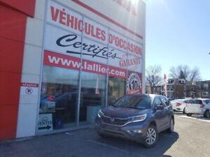2016 Honda CR-V CRV SE AWD (4X4) 2016**CAMÉRA DE RECUL