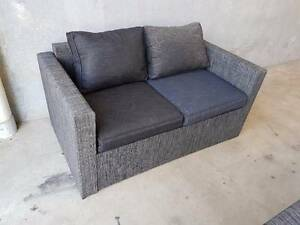 Hastings Outdoor 2 Seater Sofa Loganholme Logan Area Preview