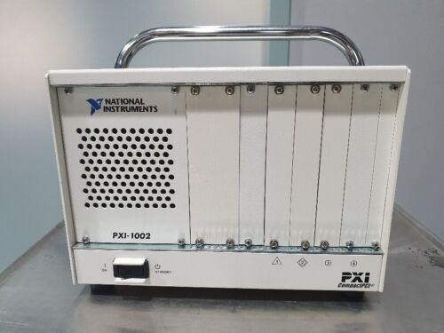 National Instruments NI PXI-1002 Chassis