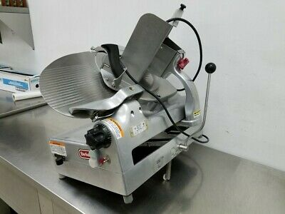 Berkel Commercial 9191 Automatic Or Manual Gravity Feed Slicer