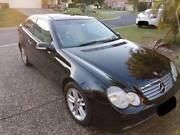 Mercedes 2004 C180 Kompressor Black Auto Underwood Logan Area Preview