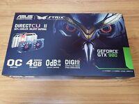 Asus GTX 980 Strix OC 4GB