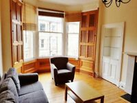 2 bedroom fully furnished 2nd floor flat to rent on Comiston Gardens, Morningside , Edinburgh