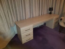 Light Ash Dressing Table