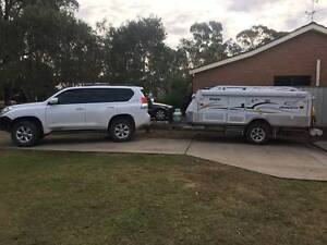 Jayco eagle outback heaps of extras 4x4 off road solar 2008 Bligh Park Hawkesbury Area Preview