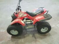 Kids Aeon Quad Bike - Restoration project NO ENGINE