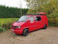 Volkswagen T4 LWB 2.4D **PRICE DROP**