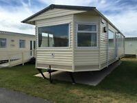 BK Purbeck caravan sited in North Wales