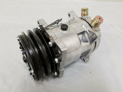 Sanden 508 Plain Aluminum V-Belt Air Conditioning AC Compressor V Belt R134a