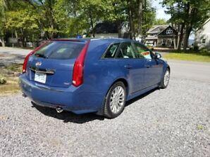 2010 Cadillac CTS 4 Wagon AWD - Low Km