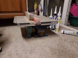 210mm Draper table saw