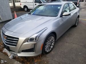 2015 Cadillac CTS 3.6L Luxury ONE OWNER ONLY 29000 KM, NAV, U...