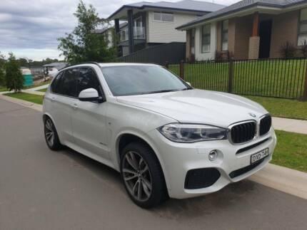 2014 BMW X5 xDRIVE 30d Automatic SUV Melbourne CBD Melbourne City Preview