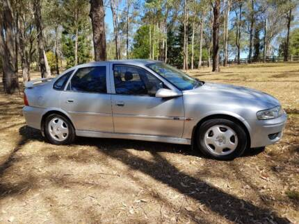 2001 Holden Vectra  6 months Rego Bargain Cheep Car over heats Windsor Hawkesbury Area Preview