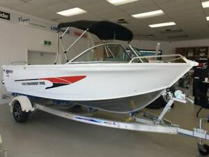 2021 Quintrex 520 Fishabout Pro Mercury 2.1L 75hp EFI I-Beam Alloy tra Pialba Fraser Coast Preview