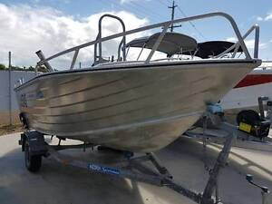 2008 4.2 SeaJay Magnum Centre Console 40hp Yamaha Pialba Fraser Coast Preview