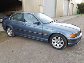 2000 BMW E46 323i great condition, from a private collection. NOW REDUCED BY £400!