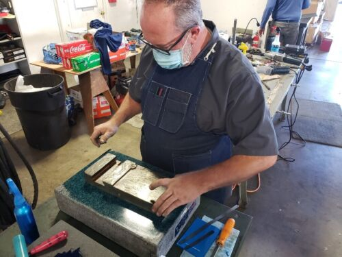 MICHIGAN - HANDSCRAPE & REBUILD MACHINE TOOLS CLASS - MAY  2021