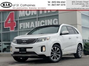 2014 Kia Sorento SX | Navigation | Ventilated Seat | Panoramic R