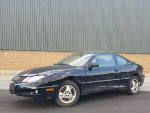 2003 Pontiac Sunfire AS TRADED    ONE OWNER      ACCIDENT FREE