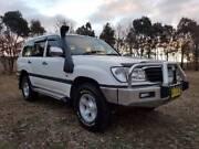 2000 Toyota Land Cruiser (HZJ105R GXL) Cooma Cooma-Monaro Area Preview