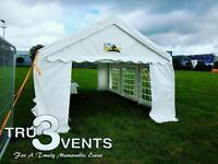 TRU3 EVENTS | MARQUEE HIRE | SUMMER OFFER