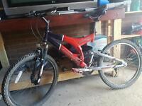 Mens 17 inch bike