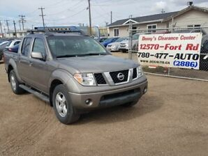 2005 Nissan Frontier LE-V6