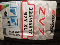 AVON TYRES FOR SALE