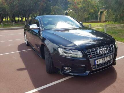 Immaculate condition - 2009 AUDI S5 8T Coupe!