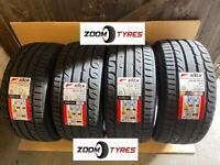 4 X RIKEN 245 40 18 ULTRA HI PERFORMANCE 97 Y RATED XL ZOOM TYRES COVENTRY