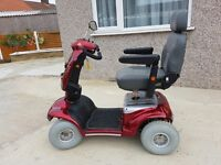 Shoprider Cadiz 6-8 Mph Mobility Scooter RP-£1,790 REDUCE TO CLEAR