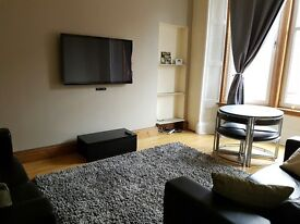 Impressive 2 Bed Flat next to Glasgow University (West End)