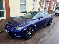 Quick Sale!! Mazda RX8, £1500