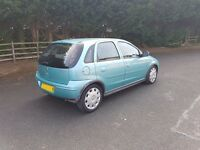 ** Vauxhall Corsa Diesel ** Make us a offer *