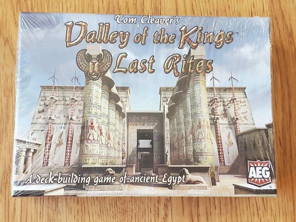 Valley of the Kings Card Game Alderac Entertainment Group AEG New Sealed