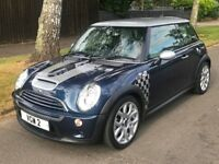 Immaculate 2006 MINI Cooper S (R53) – rare Checkmate Edition with Limited Slip Differential
