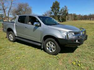 2015 HOLDEN COLORADO LTZ CREW CAB , 4X4 UTILITY, 2.8 T/D  AUTO Holbrook Greater Hume Area Preview